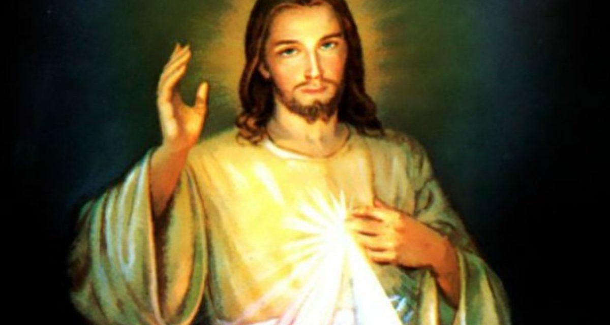 Novena al Señor de la Divina Misericordia